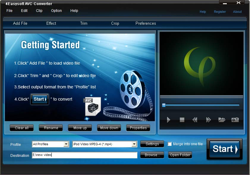 Bigasoft AVCHD Converter - and software reviews